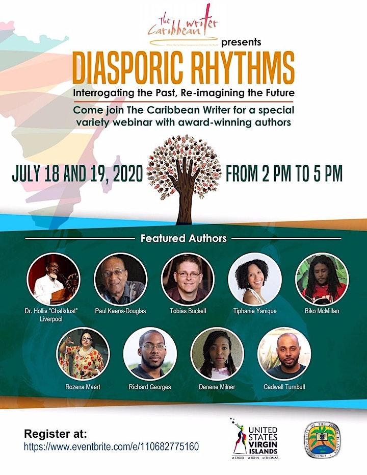 Diasporic Rhythms: Interrogating the Past, Re-imagining the Future image
