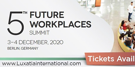 5th FUTURE Workplaces Summit