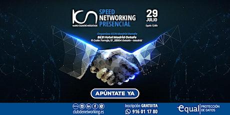 SPEED NETWORKING. Multiplica tu Red de Contactos. 29Jul entradas