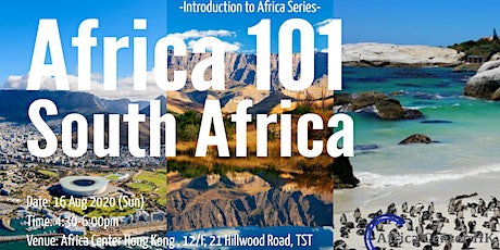 Africa 101 | South Africa tickets