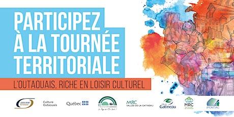 L'Outaouais, riche en loisir culturel - Vallée de la Gatineau tickets