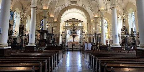 Midweek Eucharist in Derby Cathedral tickets