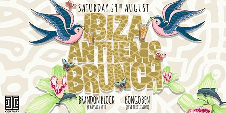 Ibiza Anthems Brunch - London Rooftop Party tickets
