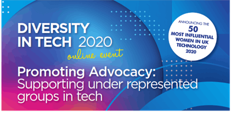 Promoting Advocacy – Supporting under-represented groups in tech tickets