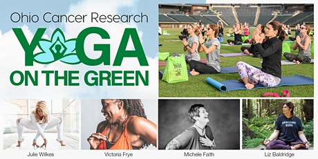 Yoga on the Green: Huntington Park - First 300 get FREE T-Shirt + Swag Bag tickets