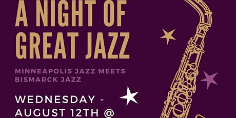 A NIGHT OF GREAT JAZZ tickets