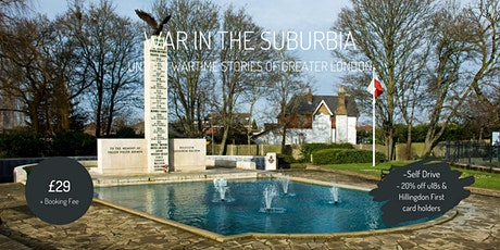War in the Suburbia tickets