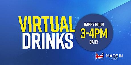 Virtual Drinks tickets