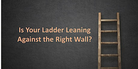 Is your ladder leaning against the RIGHT WALL? tickets