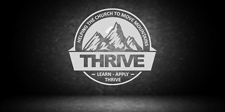 Thrive Conference! tickets