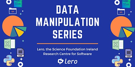 Data Manipulation Series by Lero Part 3: Data manipulation in Python 2 tickets
