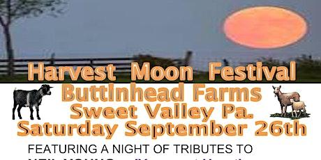 Harvest Moon Festival tickets