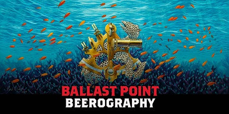 Ballast Point  Beerography - Virtual Beer Tasting tickets
