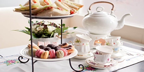 VIRTUAL AFTERNOON STAY-AT-HOME TEA tickets