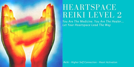 Reiki Level 2 Training : Becoming A Practitioner tickets