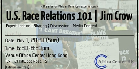 U.S. Race Relations 101 | Jim Crow