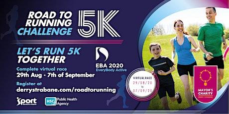 Road to Running Challenge 5K tickets