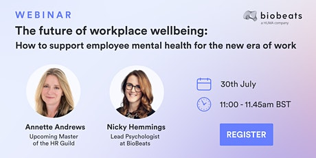 How to support employee mental health in the new era of work tickets