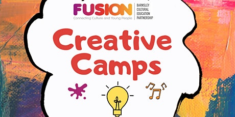 Fusion Creative Camps tickets