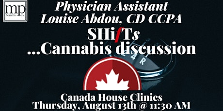 SHifT the Medical Cannabis Discussion tickets