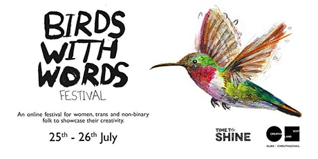 Belonging: Your Song - Birds With Words Festival 2020 tickets