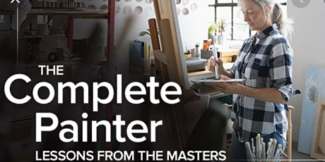 The Complete Painter: Lessons from the Masters tickets