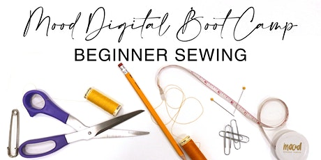 Beginner Virtual Sewing Course Session 2 tickets