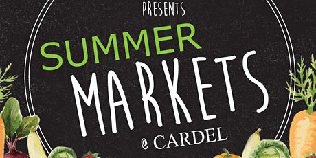 SUMMER MARKET - CARDEL QUARRY PARK tickets