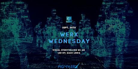 WERX Wednesday tickets