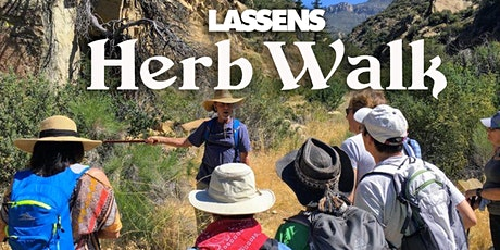Discover the medicinal plants of Southern California, Saturday  July 25th tickets