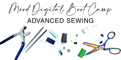Advanced Virtual Sewing  Course tickets