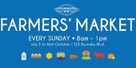 Eglinton Way BIA Farmers Market tickets