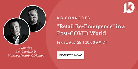 """""""Retail Re-Emergence"""" in a Post-COVID World tickets"""