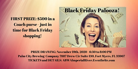 Black Friday Palooza (formerly Bingopalooza) tickets