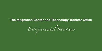 Entrepreneurial Interview Series for the Dartmouth Community