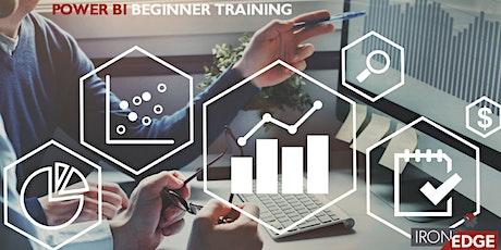 Power BI Beginner Training tickets