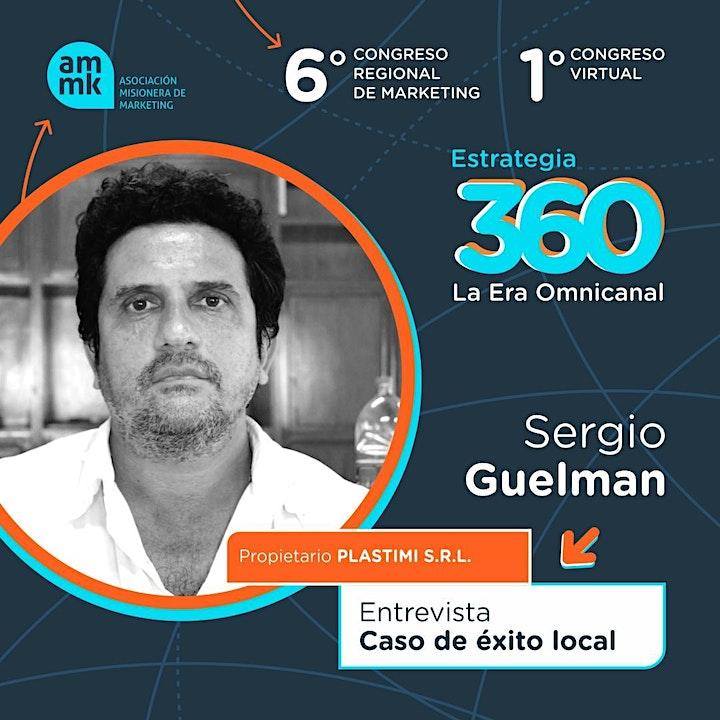 Imagen de 6º Congreso Regional de Marketing - Estrategia 360 La era Omnicanal