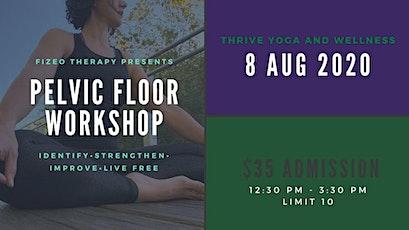 Pelvic Floor Workshop tickets