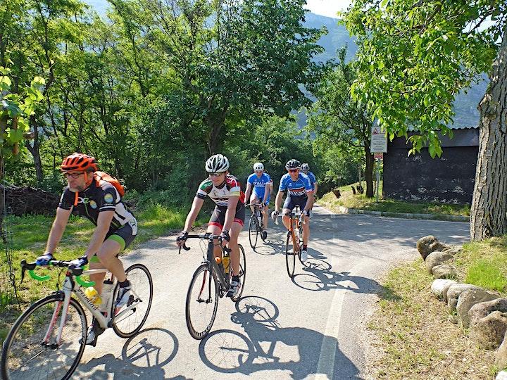 Immagine Tour in bici da corsa dal Garda alle cime del Monte Baldo