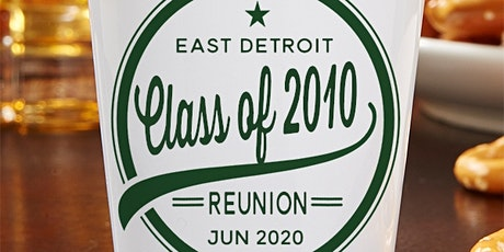 Copy of East Detroit Class of 2010 Reunion Celebration tickets