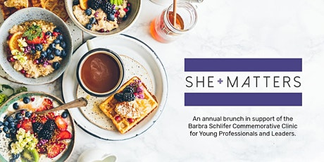 SHE MATTERS 2021 tickets