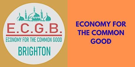 Economy for the Common Good Brighton tickets