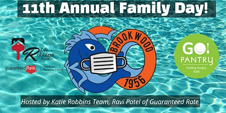 Katie Robbins' 11th Annual Family Day at Brookwood Swim Club tickets