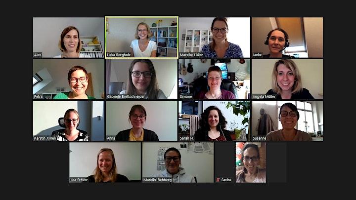 INSPIRED WOMEN MEETUP am 10.12.2020: Bild
