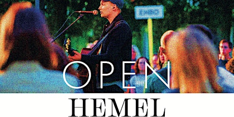 Open Hemel Tour - Julian Goedhart & band tickets