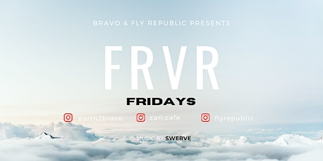 FRVR Fridays tickets