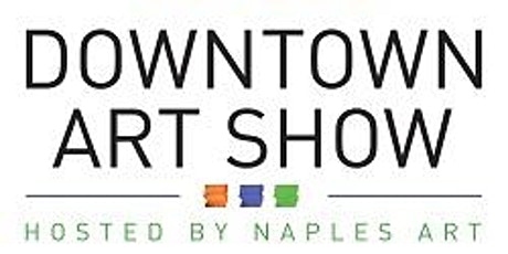 33rd Naples Downtown Art Show tickets