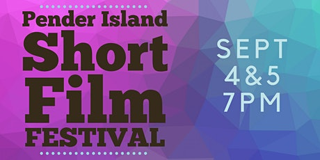 Pender Island Short Film Festival tickets