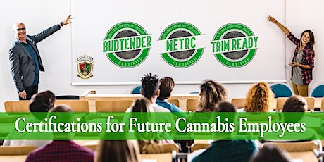 Missouri Cannabis Training, Compliance and Standard Operating Procedures tickets