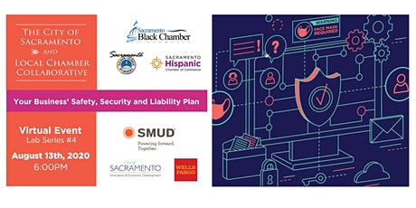 Sacramento Local Chamber Collaborative - Safety, Security and Liability tickets